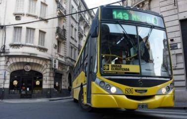 El boleto del colectivo sube hoy por quinta vez en el año en Rosario