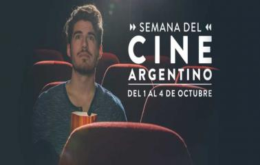 Semana del cine argentino: pelìculas a $35