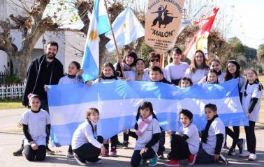 Ballet Folklórico Malón participará de un Mega Evento en la ciudad de Cosquín