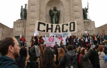 Por aclamación, miles de mujeres eligieron a Chaco como sede 2017