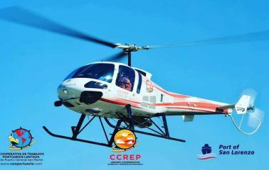 El Ccrep incorpora dos nuevos helicópteros sanitarios