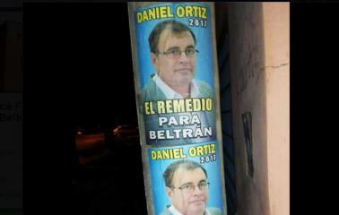 Daniel Ortiz se confirma como candidato a intendente en Beltrán