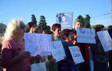 Cárcel en Beltrán: Traferri solicitó en el Senado la reubicación de la misma