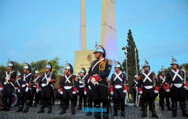 San Lorenzo rememoró el Combate en su Aniversario nº204