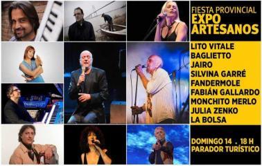 Comienza la ExpoArtesanos este fin de semana en San Lorenzo