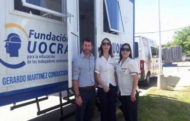 Camiones sanitarios: Se harán controles ginecológicos gratuitos