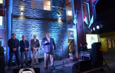 Patrones fluviales: se inauguró la ampliación de la delegación Puerto San Martín