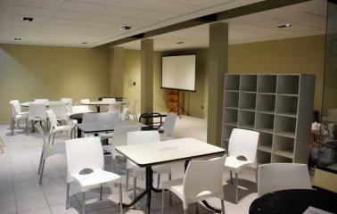 Se completó la obra de reconversión de la Biblioteca Municipal de San Lorenzo