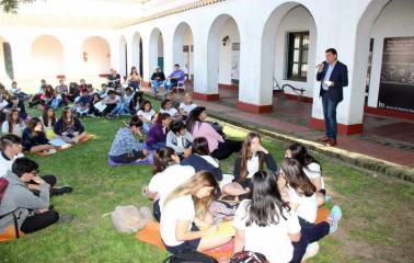 """Se llevó a cabo el XI Foro Joven, sobre """"Derechos humanos, Participación y Memoria"""""""