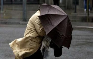 Alerta meteorológico por vientos intensos en la región