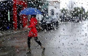 Un alerta meteorológico para la región que se extiende durante todo el día