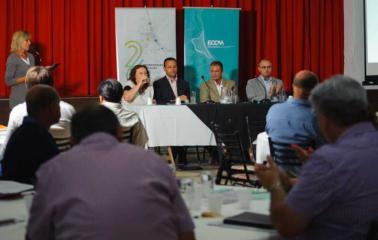Capitán Bermúdez construye su Plan Urbano Local en un proceso participativo