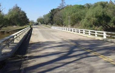 Habilitan para todo tipo de tránsito el Puente de la Ex ruta 9