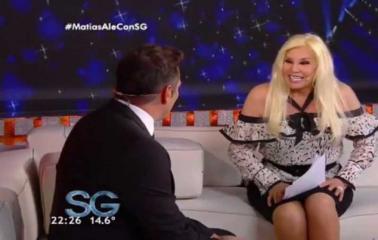 Preparan un escrache a Susana Giménez por sus dichos Homofóbicos