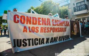 Condenas de 16 y 18 años de prisión para los asesinos de Any Rivero