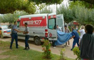 Beltrán: Golpean ferozmente al abuelo de Marco Rúben tras ingresar a robar en su vivienda