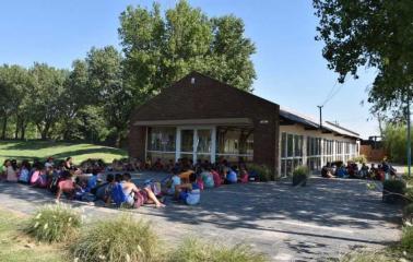 Arrancó la colonia de vacaciones en el Camping Municipal