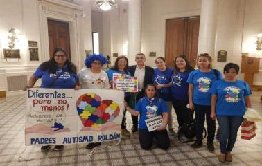 Santa Fe ya tiene su Ley de Autismo