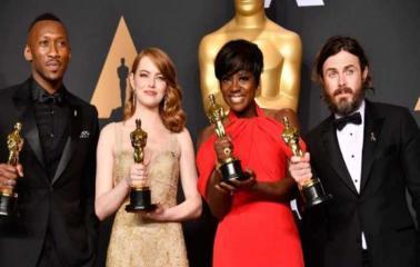 #Oscars2017: La lista de todos Los ganadores