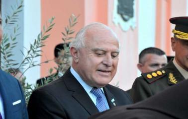 Abucheos durante el discurso de Lifschitz en San Lorenzo