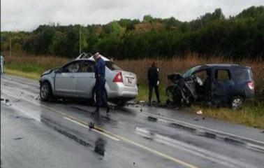 Tres hermanitos de Beltrán murieron en un accidente de tránsito en Nogoyá