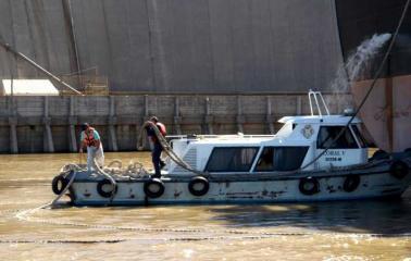 El día del marino con dolor en Puerto San Martín