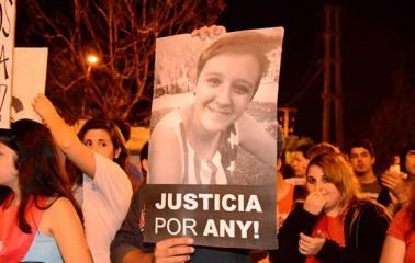 Pedirán justicia por Any Rivero frente a Tribunales de San Lorenzo