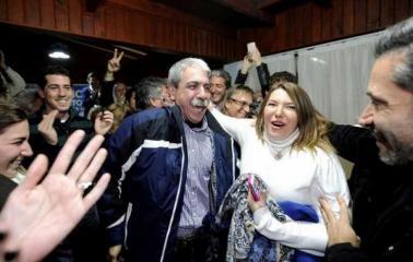El FpV ganó el balotaje y Bertone es la nueva gobernadora de Tierra del Fuego