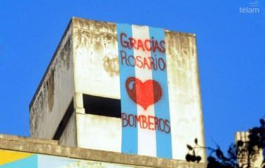 rosario los cuarteles de bomberos zapadores de la localidad de rosario