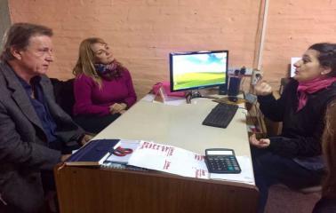 CADI recibió un nuevo aporte económico de parte del Senador Traferri