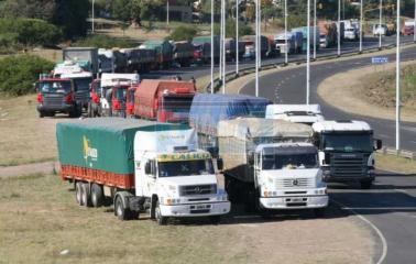 Camioneros Santa Fe adhiere a la marcha del 29 de abril