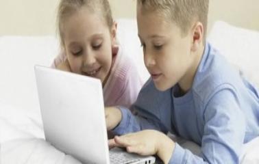 Los niños, nativos digitales