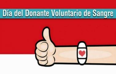 Día Mundial del Donante Voluntario de Sangre