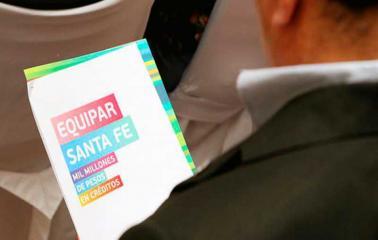 Traferri confirmó que tres localidades del departamento ya cuentan con el convenio Equipar