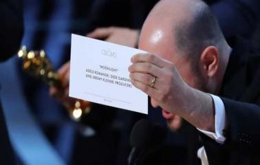 #Oscars2017: Moonlight gana el Oscar a mejor película en un final tragicómico