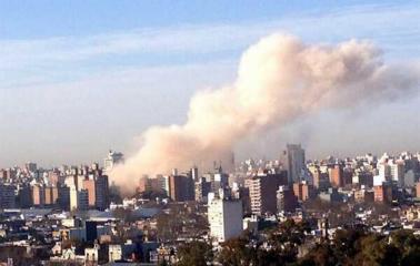 El juicio por la explosión en Rosario será