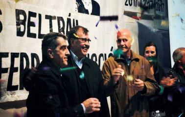 Daniel Ortiz lanzó su candidatura a Intendente y presentó a sus concejales
