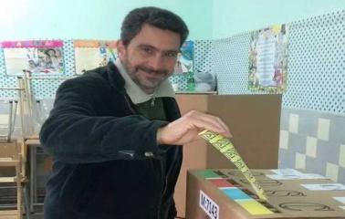 Contundente victoria de Walter García en Puerto San Martín