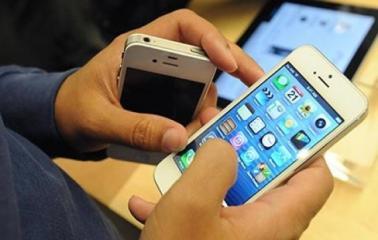 Un iPhone 5 de Apple explota tras una llamada