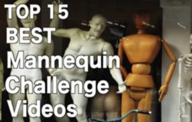 #MannequinChallenge: Qué es el reto del maniquí y por qué enloquece a Internet
