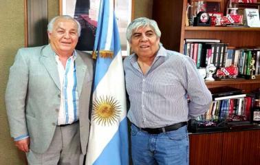 Reunión clave entre Juárez y Moyano pone fin a la disputa de los confederales regionales