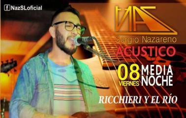 Para agendar, Naz se presenta este viernes en Ricchieri y el Río