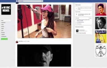 Alejo Stivel le canta a la violencia de género