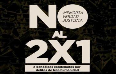 San Lorenzo se movilizará contra el 2x1 a los genocidas