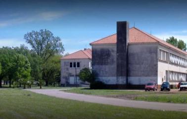 Hallaron un muerto en el predio del Hospital de Granadero Baigorria