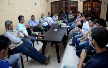Edgardo Quiroga regresa a la conducción de la CGT San Lorenzo