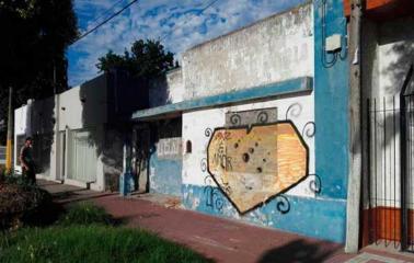 Intentaron usurpar una vivienda en San Lorenzo
