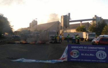 Conflicto en Vicentín por el despido de un trabajador de UltraCar