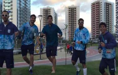 El video de los deportistas argentinos que revoluciona las redes