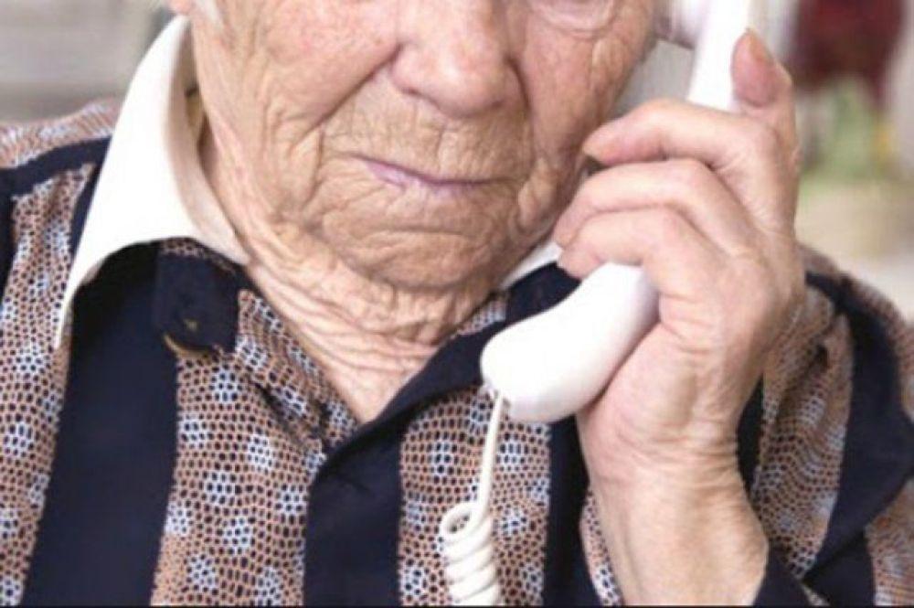 Estafa telefónica a una mujer de 83 años en Puerto San Martín